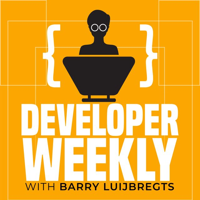 Logo of the Developer Weekly podcast